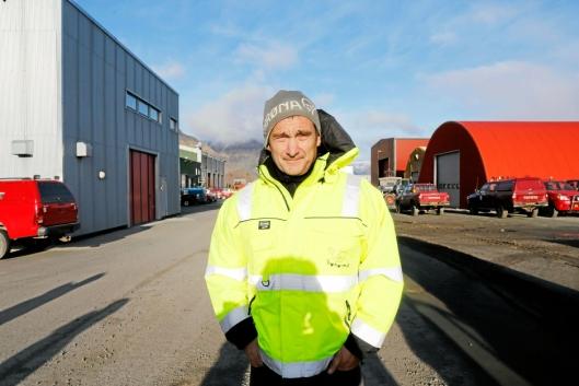LEDER OPPRYDDINGEN: Gudmund Løvli i Store Norske.