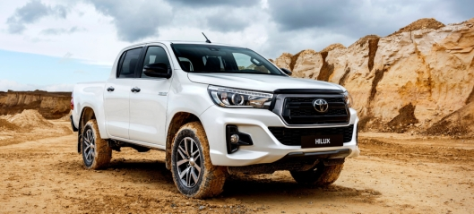 Hilux 2019 Special Edition