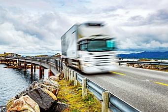 Nye data kan gi smartere lastebiltransport