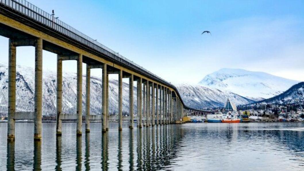 Ledelsen i divisjon Drift og vedlikehold skal ha sitt kontorsted i Tromsø. Nå søker de etter direktør.