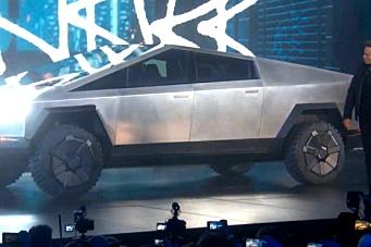 Tesla pickup lansert