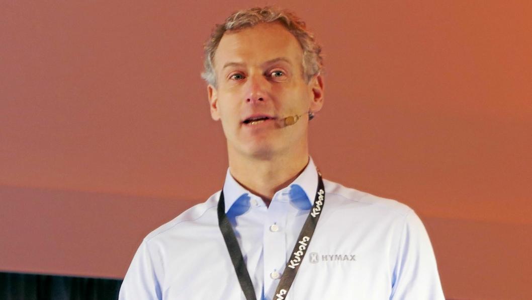Anders Henni slutter som adm. direktør i Hymax, og begynner som daglig leder i Brubakken AS.
