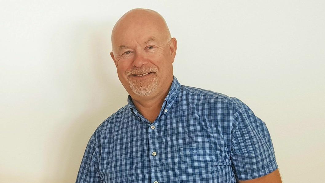Glenn Mellegaard er ny daglig leder i Hymax AS.