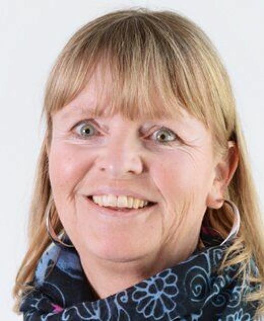 Anette Aanesland, konstituert administrerende direktør i Nye veier.