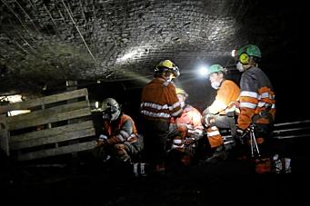 Norges siste kullgruve?