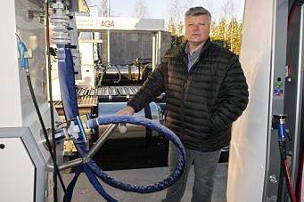 Utsetter drivstoff-avgift