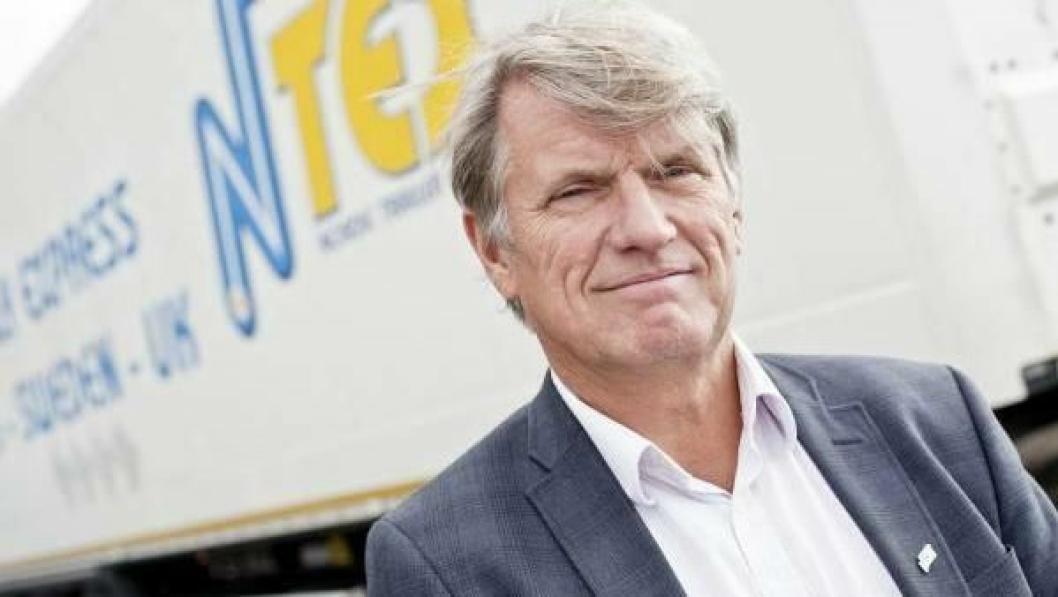 - Dette er en utvikling våre kunder ønsker velkommen, sier grunnlegger og administrerende direktør, Thomas Ström i NTEX.