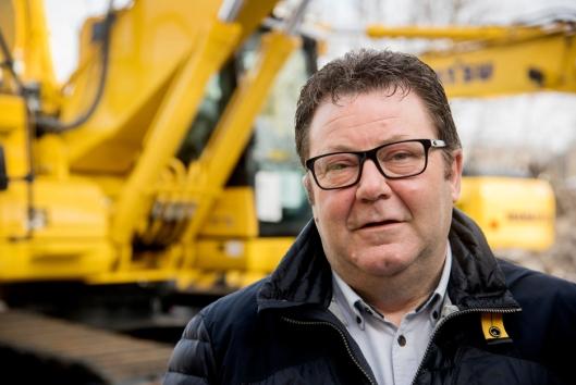 Kai Paulshus fortsetter som adm. direktør i Hesselberg Truck AS og i Sigurd Hesselberg AS FOTO: ESPEN BRAATA