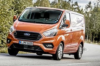 Årets varebil 2020 klar