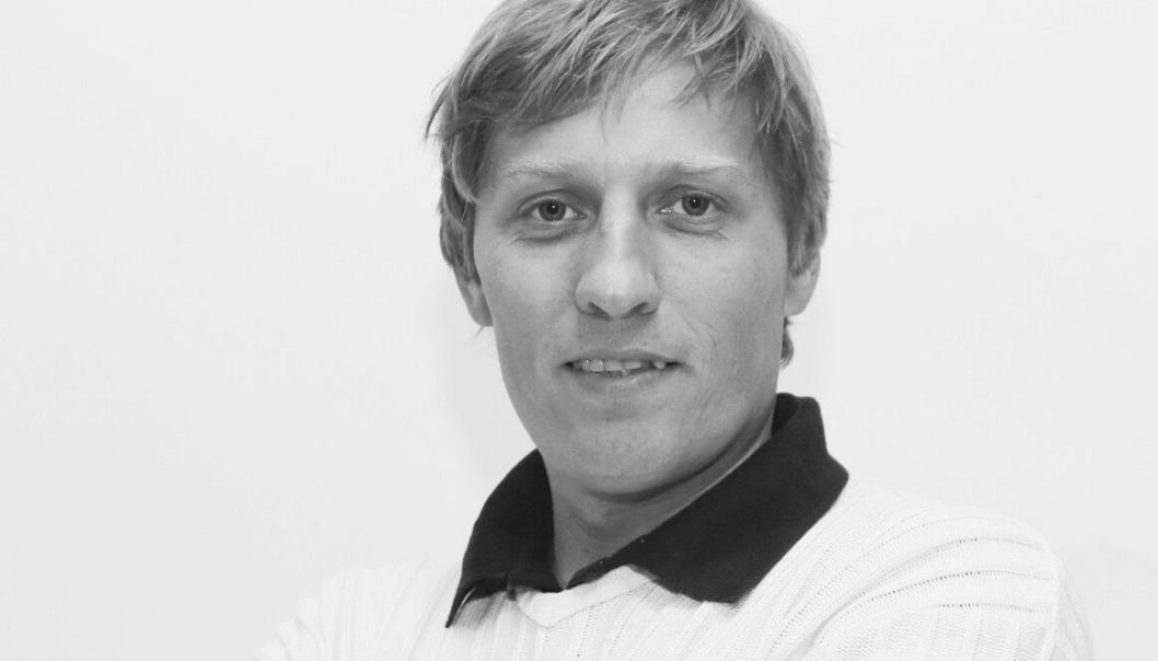 Klaus Eriksen, redaktør i Anlegg&Transport/AT.no.