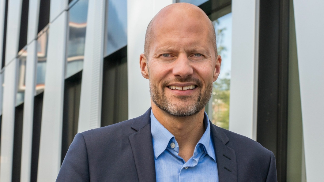 - Avtalen med Veøy løfter oss videre frem som utfordrer på mobilmarkedet, sier Nortels gründer og adm. direktør, Christian Pritchard, til Mtlogistikk.
