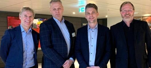 Rambøll signerte E39-avtale på 150 mill. kroner