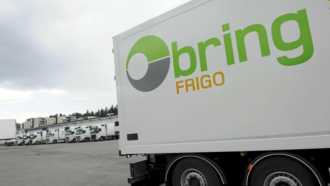 Bring Frigo AS, er et datterselskap av Posten Norge AS med 135 ansatte som tilbyr transport- og logistikkløsninger for temperaturkontrollert gods både nasjonalt og internasjonalt. I 2018 hadde selskapet en omsetning på 979 millioner NOK.