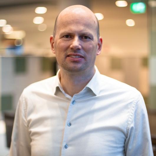 Lars Arne Brøttem er konsernsjef i Nor-log Gruppen.