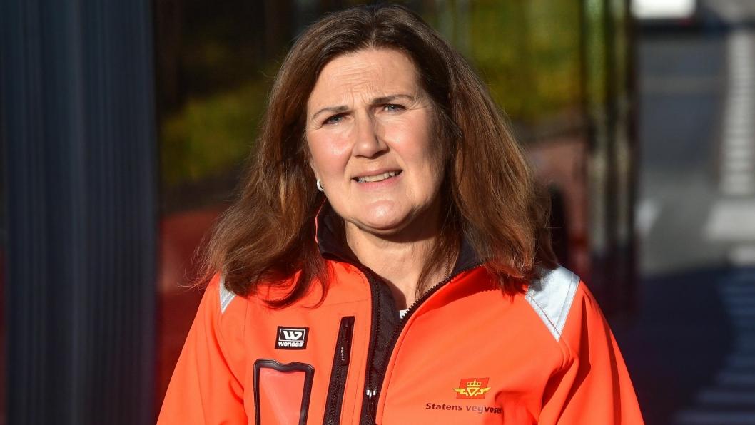 - Dette er en alvorlig hendelse som vi skal komme til bunns i, sier vegdirektør Ingrid Dahl Hovland om raset på E18 i Larvik.