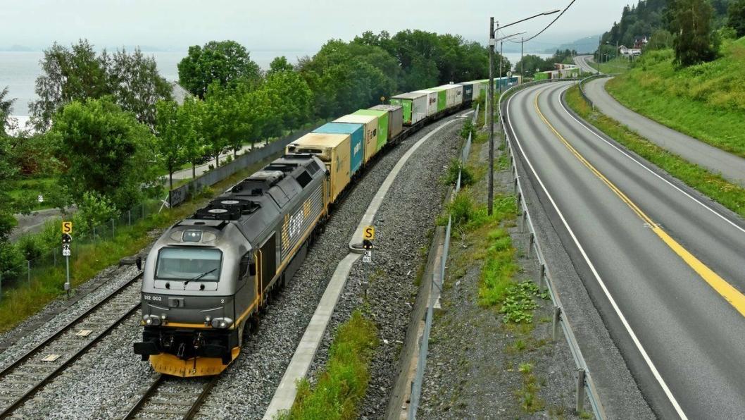 «Matvaretoget» gir 13.000 færre vogntog på veiene.