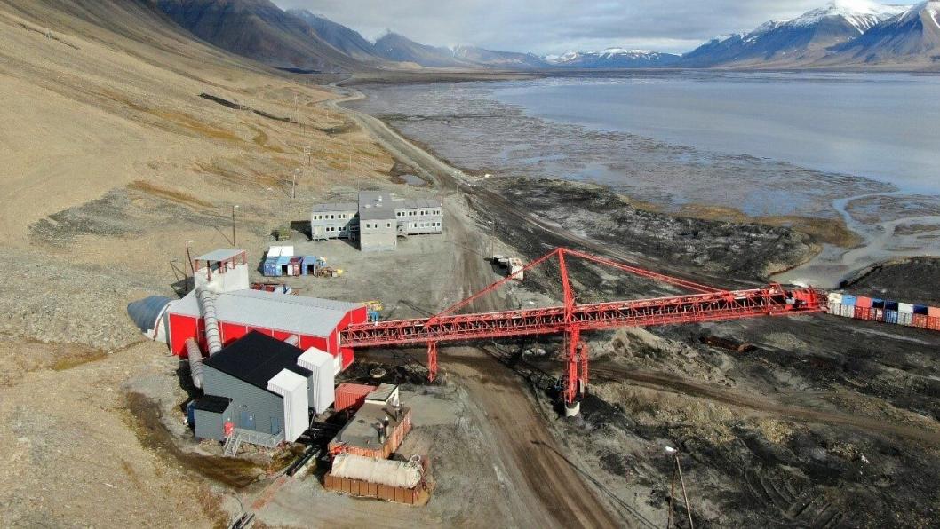 Hæhre Entreprenør AS er tildelt oppryddingen av Svea Fase 2A.