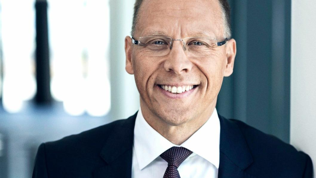 - Dette oppkjøpet styrker evnen vår til å gi råd og hjelp til små og mellomstore bedrifter i forbindelse med deres finansielle behov, sier Frank Vang-Jensen, konsernsjef i Nordea.