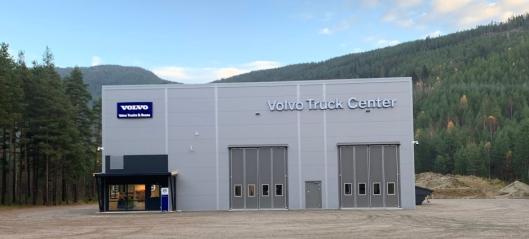 Åpnet nytt verksted i Hallingdal