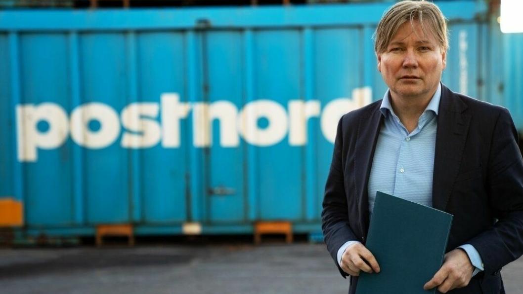 - Dette kom som lyn fra klar himmel, sier markeds- og kommunikasjonsdirektør Ole Andreas Hagen i PostNord.