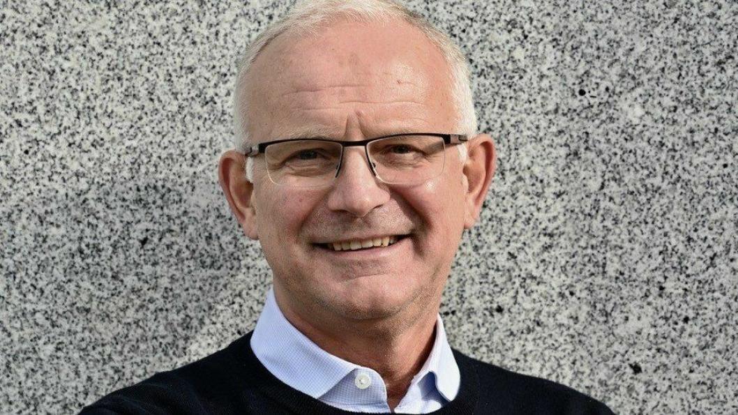 Harald Rafdal, ny administrerende direktør for YIT Infra Norge AS.