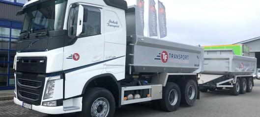 Transportavtale på flere titalls millioner kroner