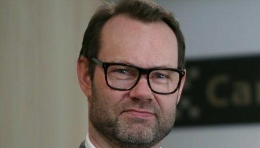 Adm. direktør Erik Røhne i CargoNet