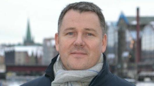 Havnedirektør Knut Thomas Kusslid