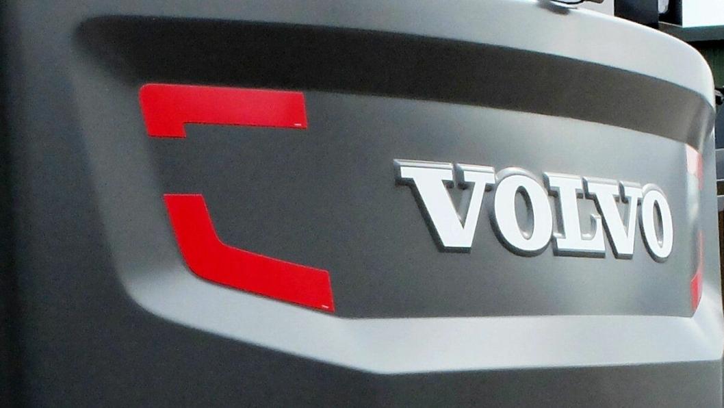 Illustrasjonsbilde. Det er ikke kjent hvilke anleggsmaskiner fra Volvo de stjålne delene passer til.