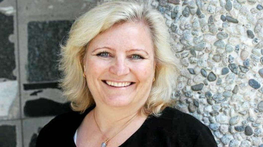 Generalsekretær Anita Helene Hall i Norsk Bergindustri gleder seg til å ta i bruk Towards Sustainable Mining (TSM).