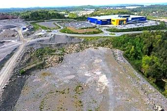 Posten bygger ny terminal utenfor Kristiansand