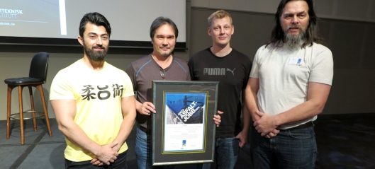 YIT tok prisen for «Årets asfaltjobb»