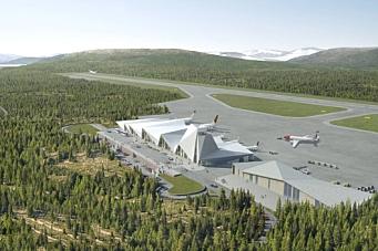 Peab Anlegg tildelt bygging av ny flyplass