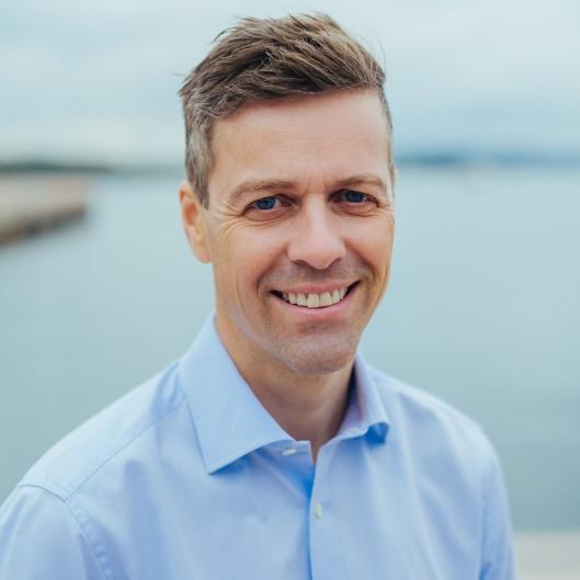 Knut Arild Hareide er utnevnt til samferdselsminister i Solberg-regjeringen.