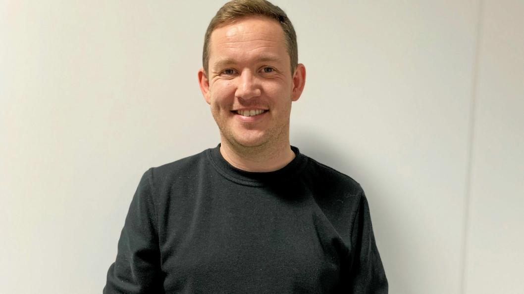 Anders Spornæs (35) ny servicesjef hos Beck Maskin fra årsskiftet 2019/2020.
