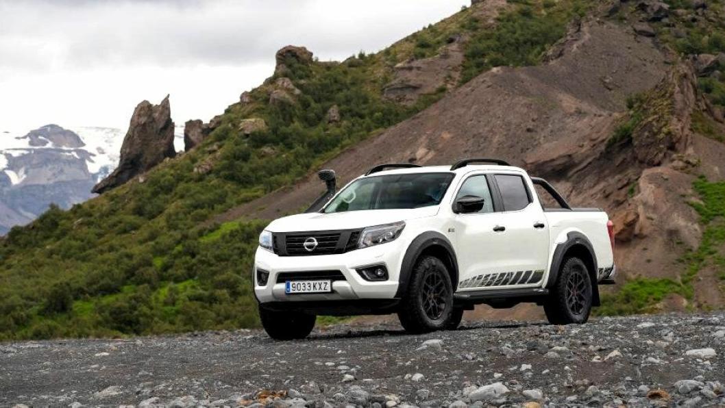En ny versjon av Nissan Navara Off-Roader AT32 med diverse oppgraderinger er lansert.