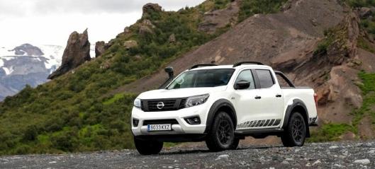 Oppgradert Nissan Navara Off-Roader AT32