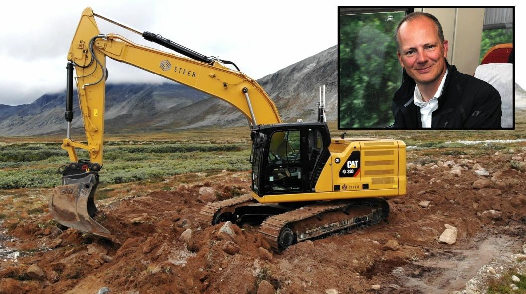 Ketil Solvik-Olsen blir ny styreleder for Steer AS og har også skaffet seg en eierpost i selskapet.