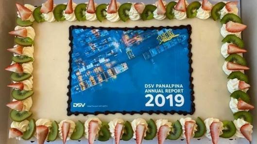 DSV Panalpina-sjefen vil dele kaken med sine globale medarbeidere.
