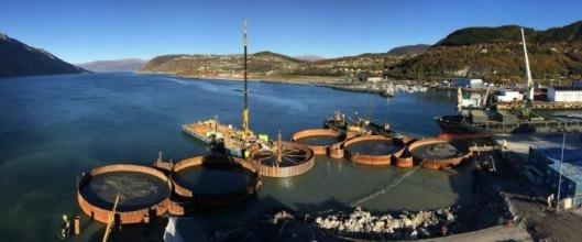 NCCs miljømudring av sjøbunn og oppgradering av Alcoas kaianlegg i Mosjøen havn er sertifisert på høyeste nivå i klassifiseringsstandarden for bærekraft, Ceequal.