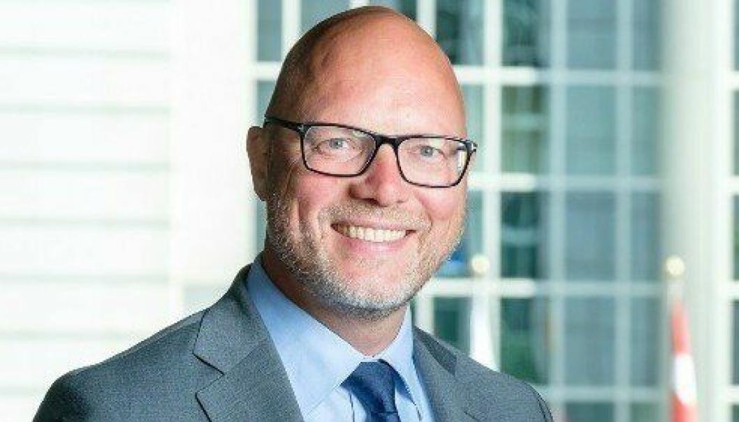 EU-parlamentariker og medlem av Europaparlamentet, Jörgen Warborn (M) oppfordrer på det sterkeste politiske myndigheter til å bryte ned meningsløse handelsbarrierer.