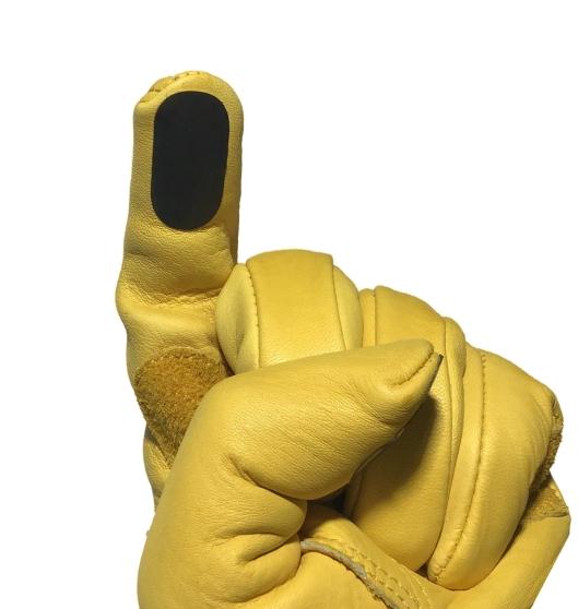 Lappene markedsføres av Smarte Saker som opplyser at de kan festes på de fleste typer hansker, og vaskes i maskin på 40 grader.