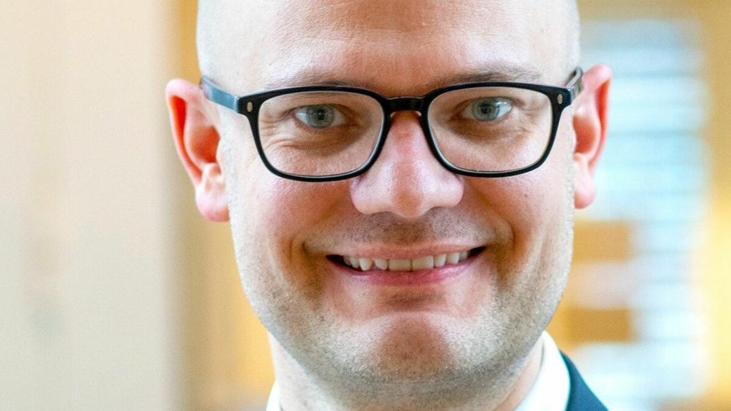 Stig-Øyvind Blystad.