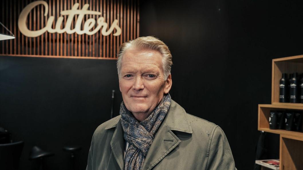 Bjørn Maarud er valgt som ny styreleder i frisørkjeden Cutters.