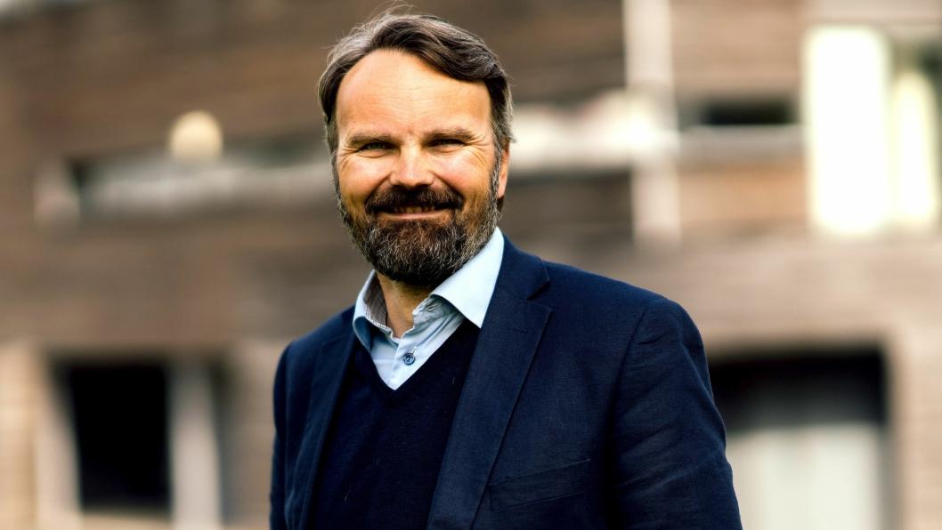 Bjørn Laksforsmo.