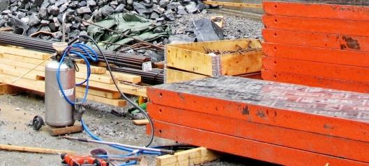 Flest arbeidsskadedødsfall i bygg og anlegg