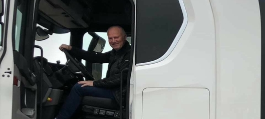Forlater førersetet i Orkla Shipping