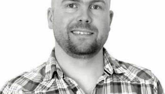 Logistics Manager Terje Larsen overtar sjefsstolen i Orkla Shipping & Trading.