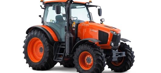 Ny traktorserie fra Kubota