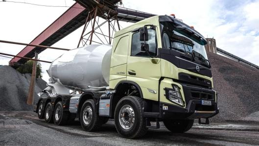 Ny Volvo FMX, lansert 27. februar 2020.